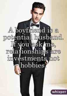 potential husband