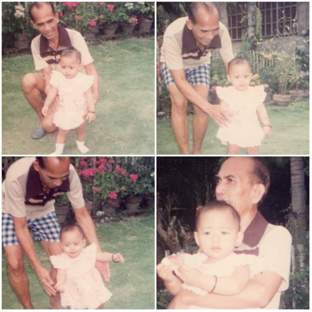 Papang and Me